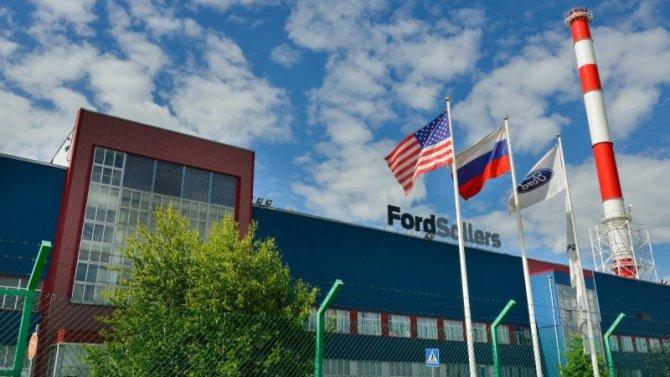 «Соллерс Форд» будет выпускать двигатели для Ford Transit