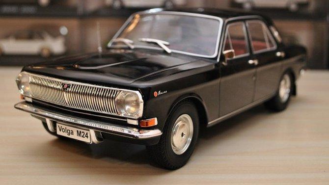 ГАЗ выиграл суд упродавца игрушечных автомобилей