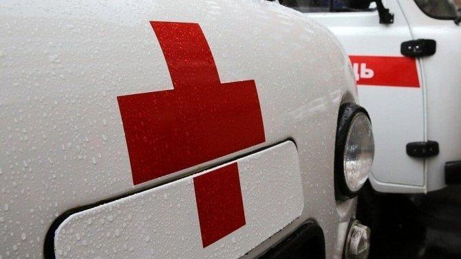 Мужчина получил травму головы в ДТП в Ломоносовском районе Ленобласти
