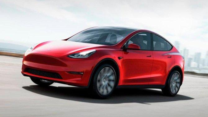 ВКитае начались продажи Tesla Model Yместного производства
