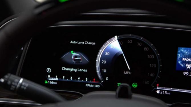 Специалисты General Motors работают над передовым автопилотом