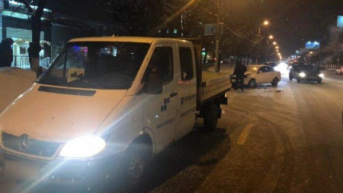 Два человека пострадали в ДТП в Твери
