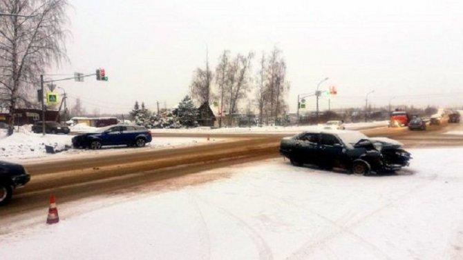В ДТП в Рыбинске пострадала 10-летняя девочка
