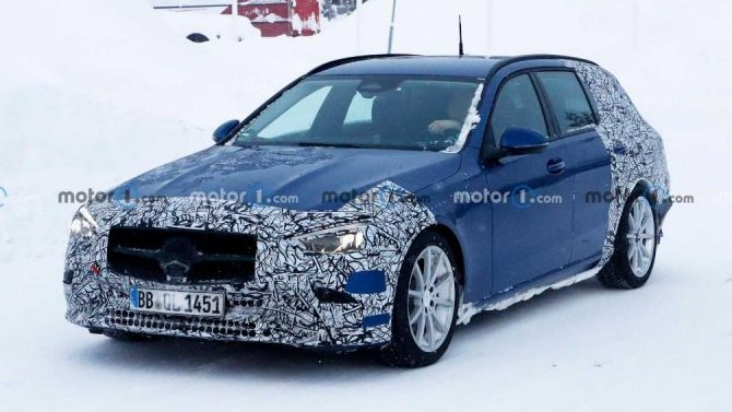 Обновлён универсал Mercedes-Benz C-Кlassе