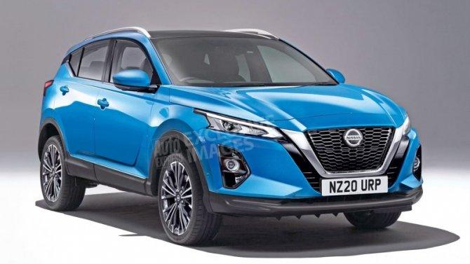 Новый Nissan Qashqai получит две гибридные модификации