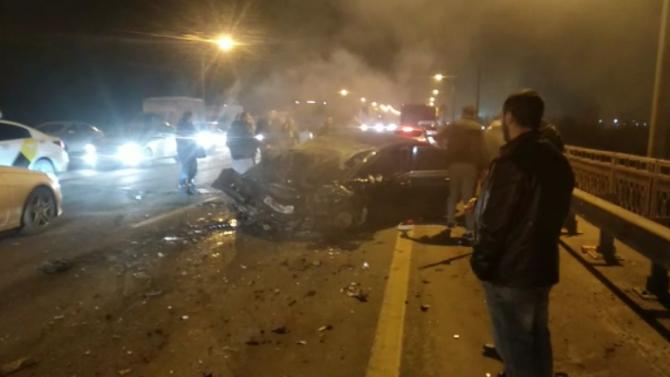 В ДТП под Ростовом погибли два человека