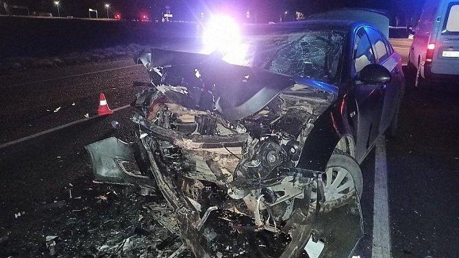 Два водителя пострадали в ДТП под Армавиром