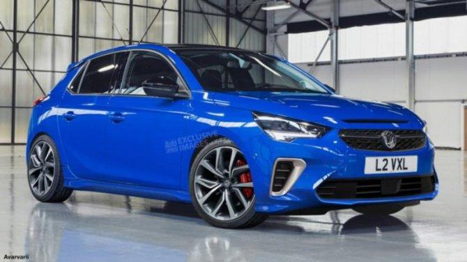 Opel Corsa получит «заряженную» версию