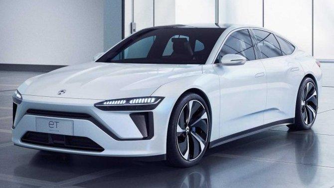 ВКитае создан электромобиль срекордным запасом хода