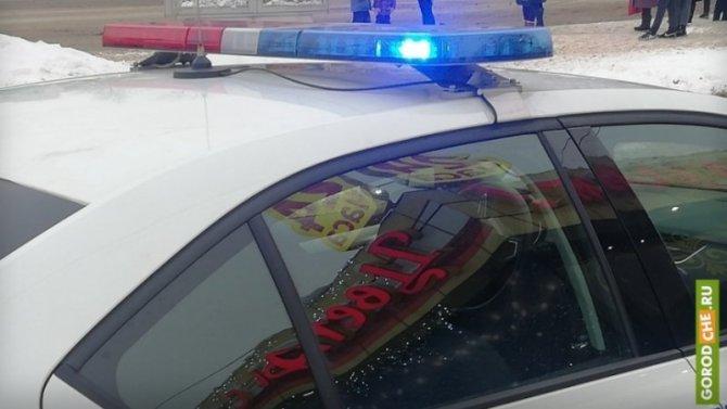 Полиции понадобился 1 час, чтобы найти изадержать беглеца сместа ДТП