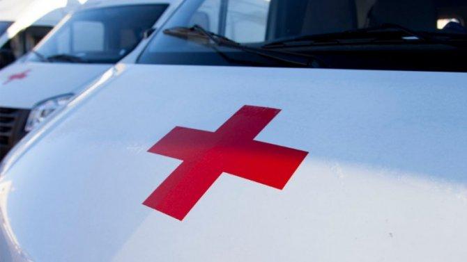 Вовремя столкновения «Газели» синомаркой под Тверью, пострадала 4-летняя девочка
