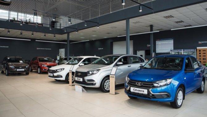 «АвтоВАЗ» сообщил оянварских скидках насвои машины