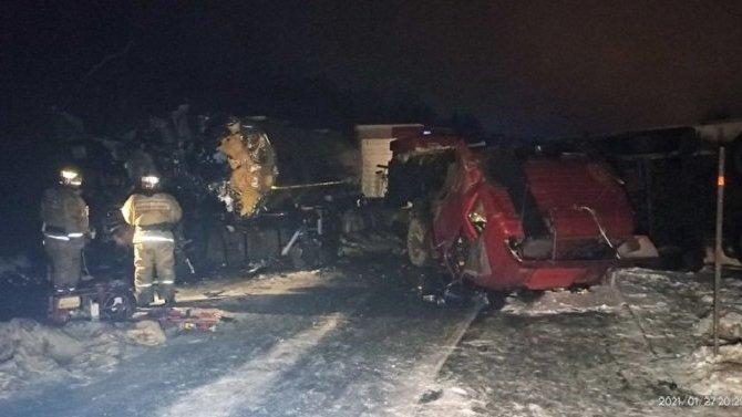 В ДТП вБокситогорском районе Ленобласти погиб человек