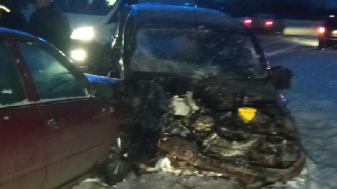 Женщина погибла в массовом ДТП на окружной дороге Рыбинска