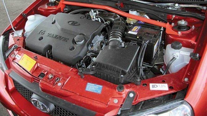 «АвтоВАЗ» модернизирует свой самый популярный двигатель