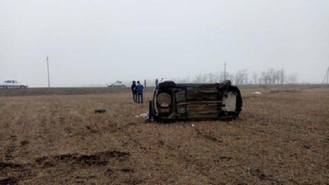 В ДТП в Сальском районе Ростовской области погибла 18-летняя девушка
