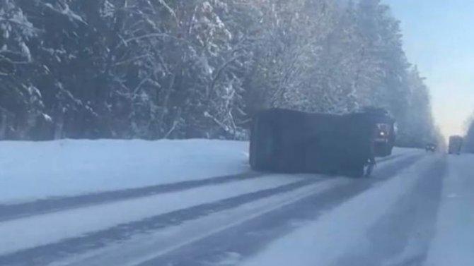 70-летний водитель ВАЗа вышел изаварии вБрянской области инвалидом