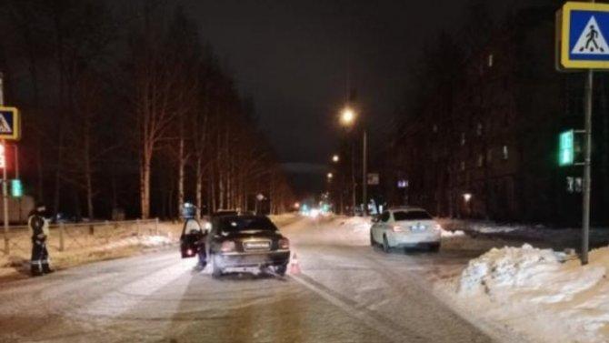 11-летнего школьника сбил водитель иномарки вСеверодвинске