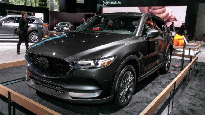 ВСША прекращены продажи дизельных Mazda CX-5