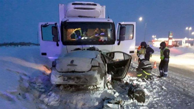 ВБашкирии авария унесла жизни четырех человек
