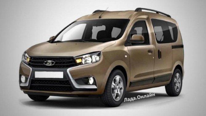 «АвтоВАЗ» отказался отразработки модели Lada Van