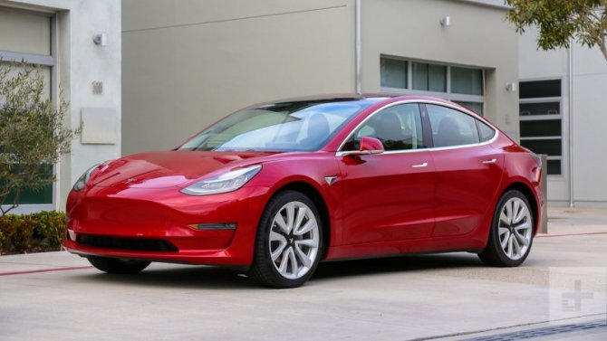 Tesla может потерять лидерство накитайском рынке электромобилей