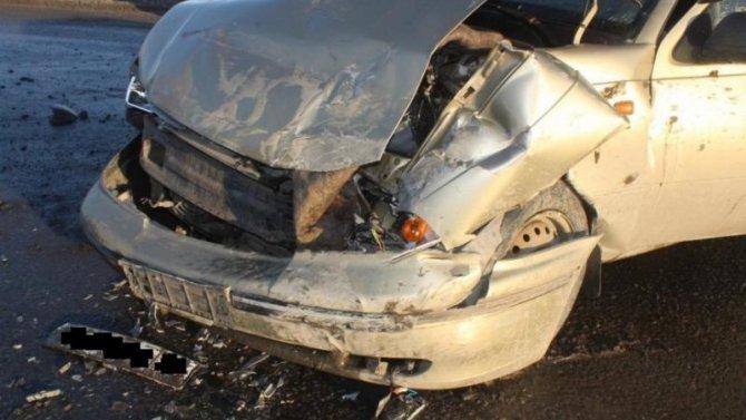 Авария вКургане, после которой водителю пришлось поселиться вбольничке