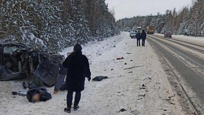 ВРязанском районе врезультате аварии погиб 55-летний водитель Renault Logan