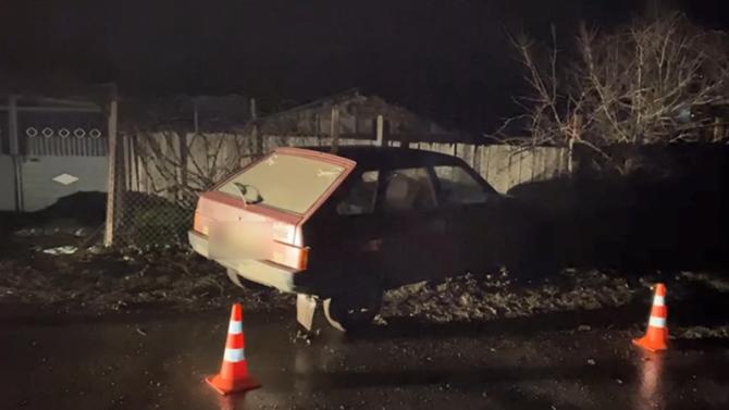Пьяный крымчанин сбил двух пешеходов