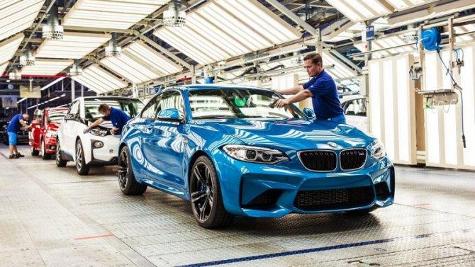 Появитсяли вРоссии завод BMW?