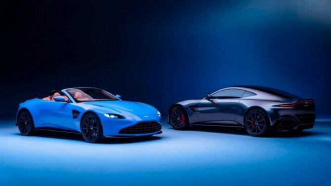 Китайцы могут приобрести Aston Martin