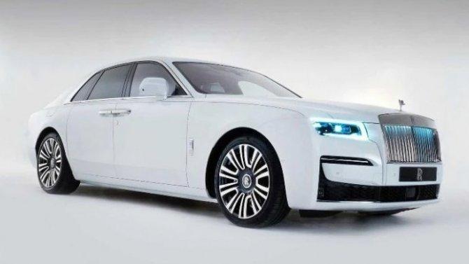 Rolls-Royce установил рекорд российских продаж