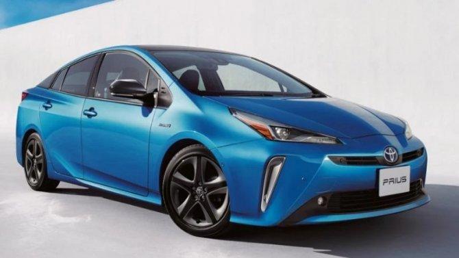 Toyota Prius готовится к смене поколений
