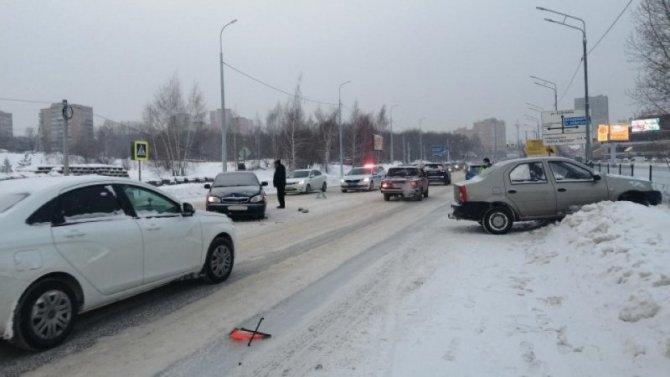 35-летняя блондинка вКемерове ехала поделам, ноприехала вбольницу