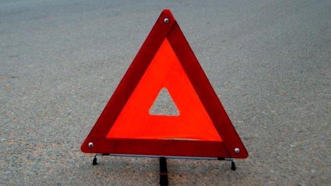 В Кингисеппском районе опрокинулся автомобиль