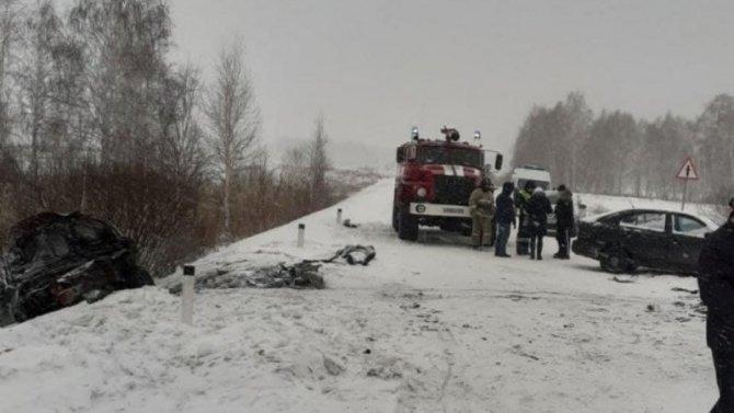 Пассажирка иномарки погибла в ДТП в Пластовском районе Челябинской области