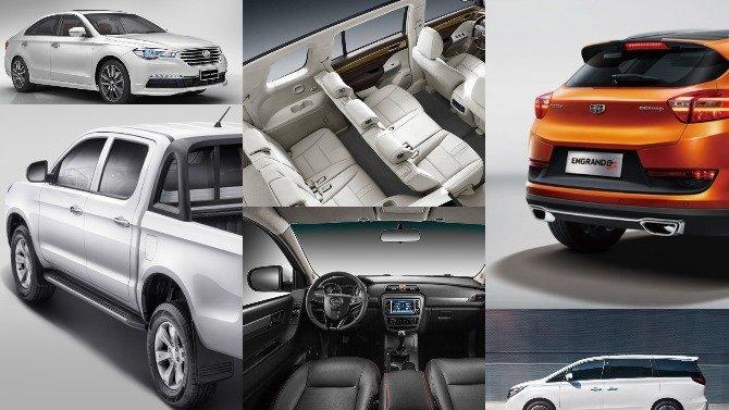 Некроссовером единым: интересные автомобили изКитая