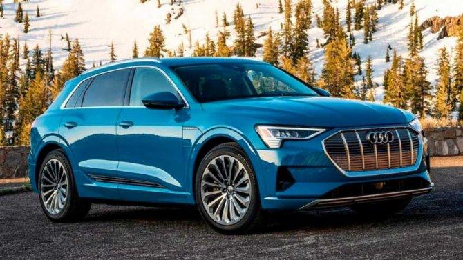 В Норвегии электромобили теснят машины с ДВС