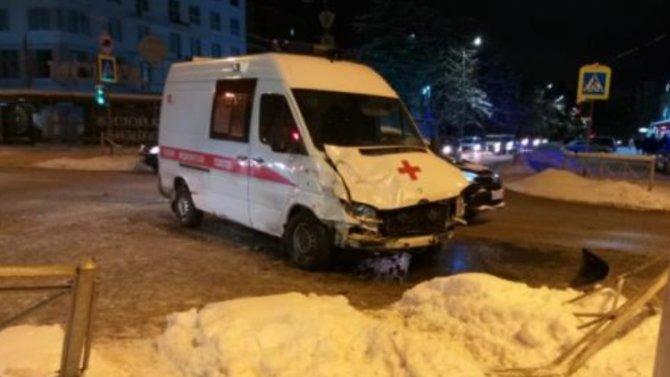 Оказывается, спецсигнал не гарантия безопасности «скорой помощи»
