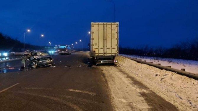 Навъезде воВладивосток погиб 20-летний парень