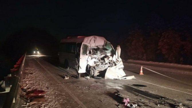 Два человека пострадали ваварии, которая произошла вМегино-Кангаласском районе Якутии