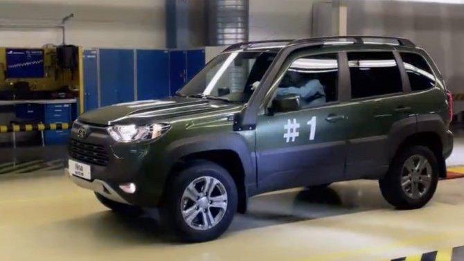 «АвтоВАЗ» выпустил видеоролик опаре своих новинок