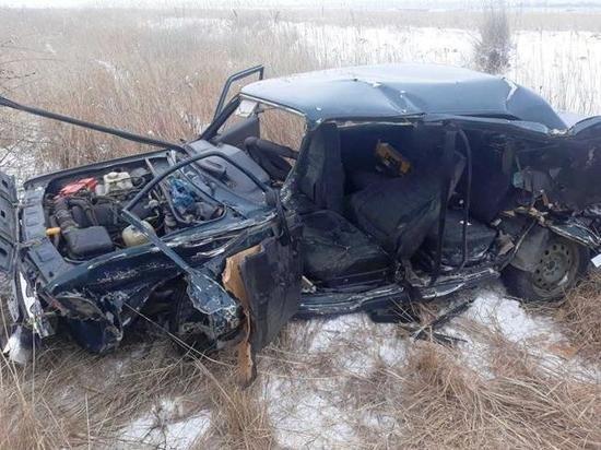 В ДТП в Хакасии два человека получили тяжелые травмы 1