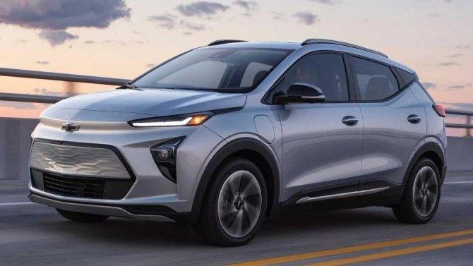 Электрокроссовер Chevrolet Bolt EUV неполучит автопилот