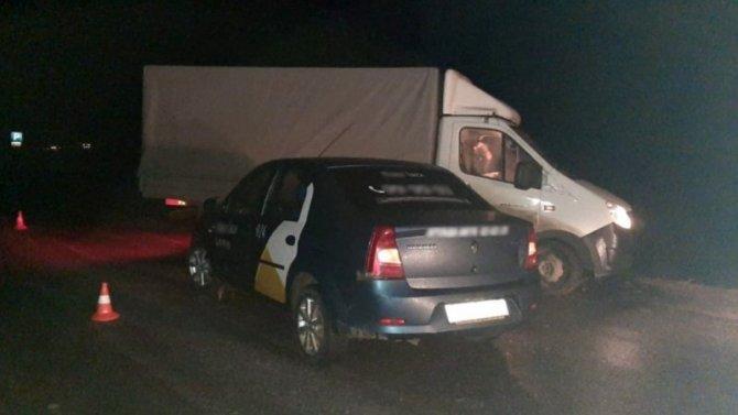 Причиной аварии вАстраханской области стала наледь надороге
