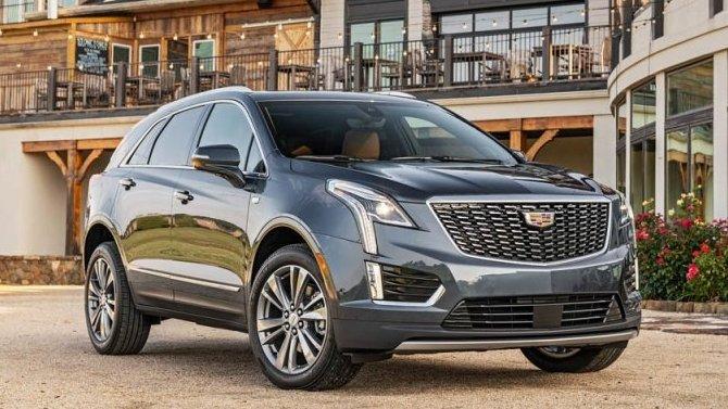 ВРоссии растёт популярность автомобилей Cadillac