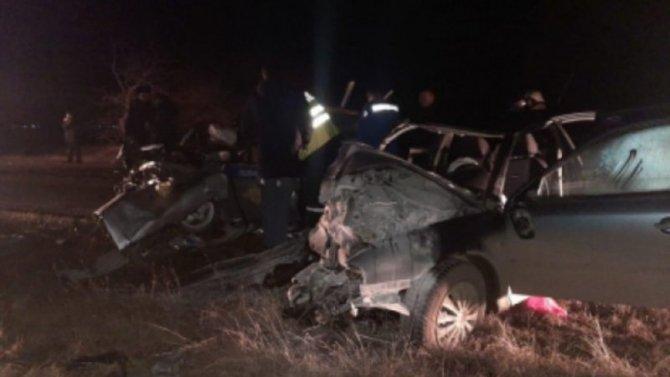 Ваварии погибли трое полицейских, которые перевозили конвойного
