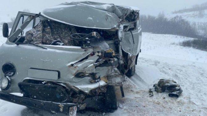 В ДТП в Кирсановском районе Тамбовской области погиб человек