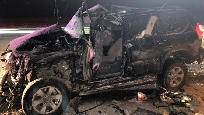 Водитель погиб в ДТП в Александровском районе Владимирской области
