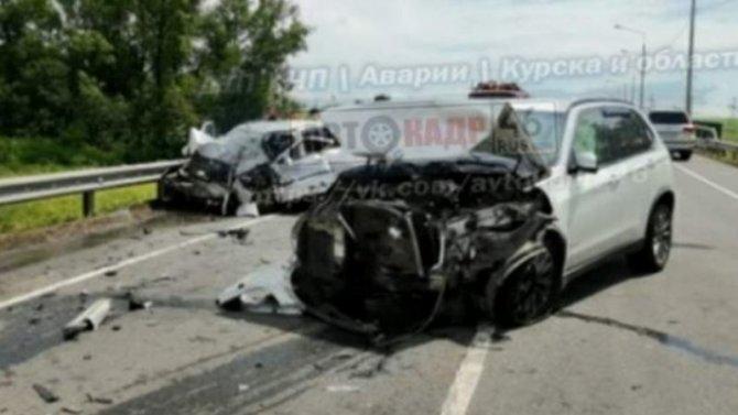 Жительница курского района убила ваварии двух братьев— села начетыре года